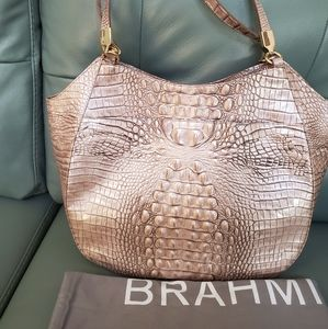 Handbags - Brahmin Hobo Bag